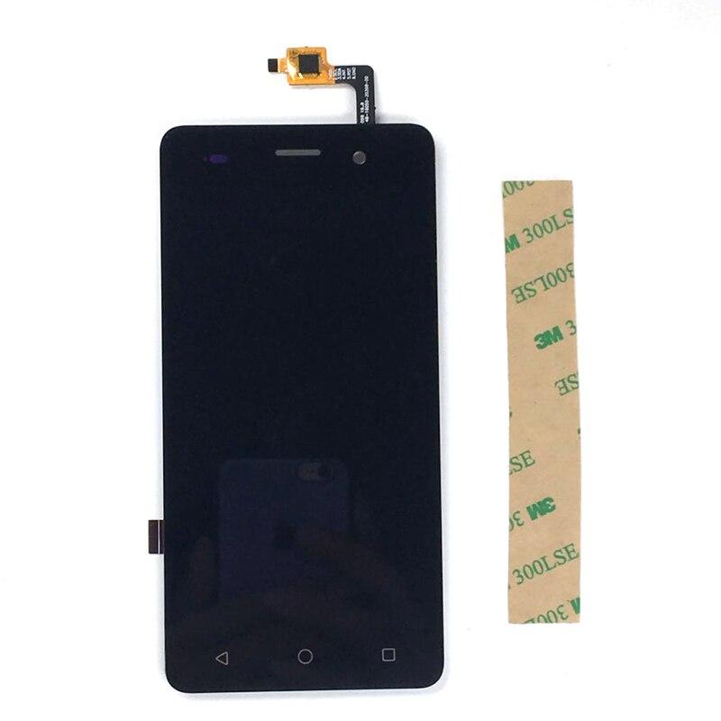 Tester la Qualité Pour BQ BQS-5020 BQS 5020 LCD Affichage Écran Tactile Téléphone Digitizer Assemblée Testé 5.0 pouce livraison Trempé Verre film