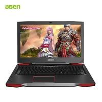 Bben G17 Windows 10 FHD Intel I7 7700HQ CPU 8G RAM 128G 256G SSD 1T 2T