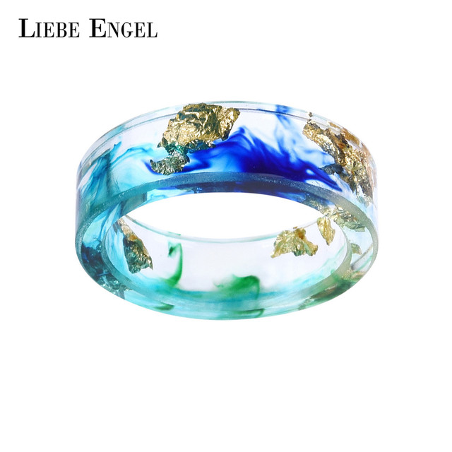 LIEBE ENGEL 2018 HOT Flower Hand-dried Flower Ring Best Mold Dried High Quality