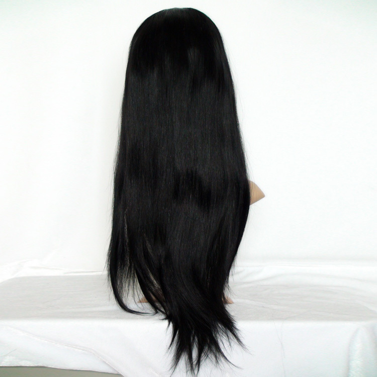 how to get black hair from white hair