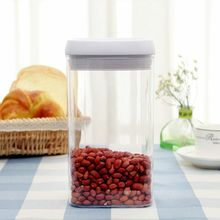 Vacuum Snacks Preservation Sealed Cans Storage Tank Grains Canister  M (1.8L)