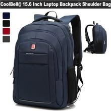 CoolBell 15,6 17,3 Zoll Laptop Rucksack Wasserbeständigkeit Computer Daypack Getriebe Tasche Für Macbook/Asus/Acer/Dell/Alienware