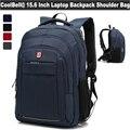 Resistencia Al Agua CoolBell 15.6 17.3 Pulgadas Laptop Backpack Mochila Ordenador Bolsa de Equipo Para Macbook/Asus/Acer/Dell/Alienware