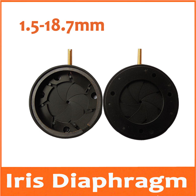 ᑎ‰1,5-18,7mm Amplifying Diameter Zoom óptico diafragma condensador ...