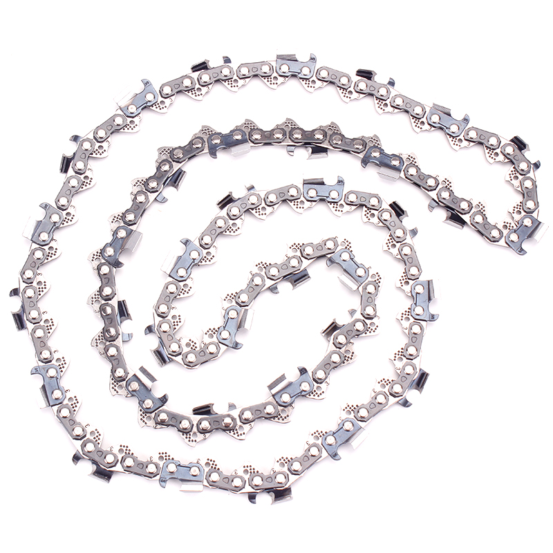 CORD CD72LP64L Chainsaw Chain 18-Inch 3/8 Pitch .050 Gauge 64 Link Full Chisel Saw Chains Used On Gasoline Chainsaw cord 12 inch professional chainsaw chain 3 8lp pitch 050 gauge 48 drive link semi chisel saw chains used on gasoline chainsaw