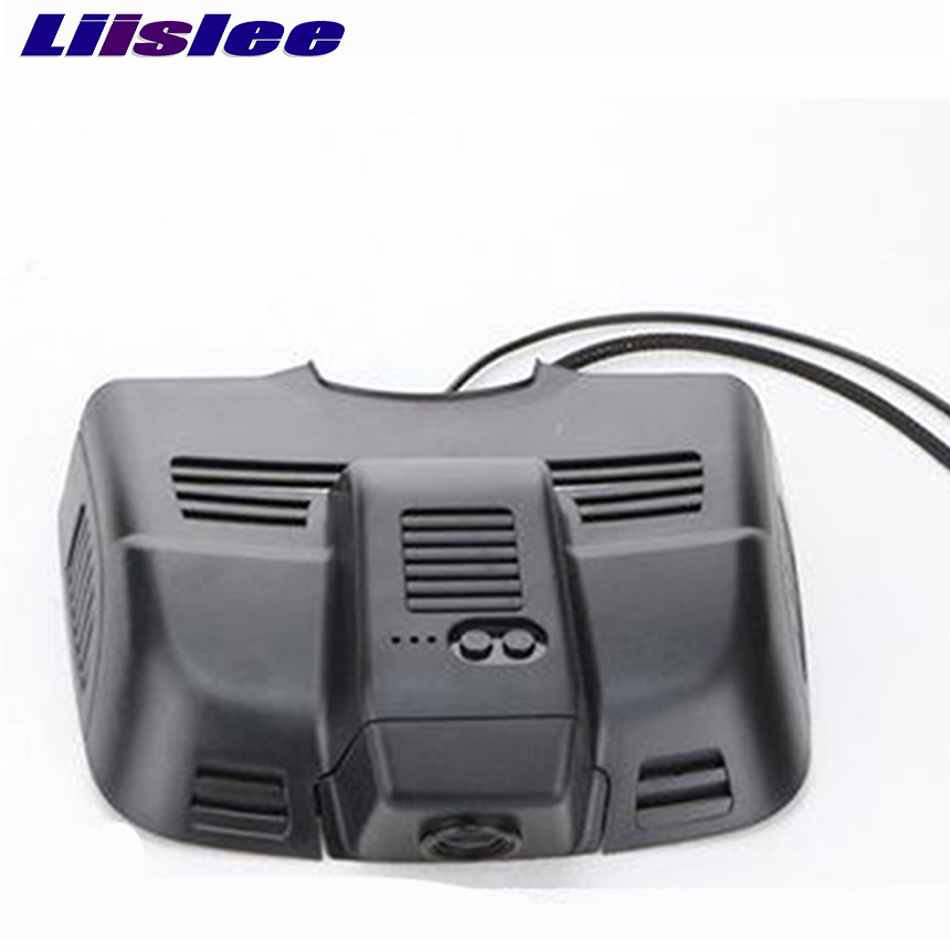LiisLee For Benz E Class W204 C180 2009-2012 Car DVR Dash Cam Mini Wifi Camera Driving Video Recorder Car Black Box for mitsubishi pajero car driving video recorder dvr mini control wifi camera black box novatek 96658 registrator dash cam
