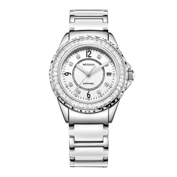 Prix pour (MESHOR) MS de mode en céramique montres MS.7006L. 18.115
