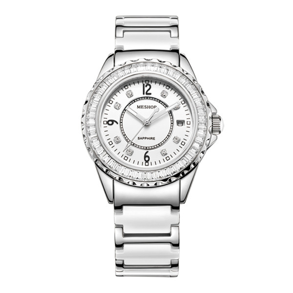 (MESHOR) MS fashion ceramic watches MS.7006L.18.115