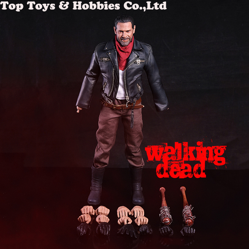 ZC jouets 1/6 échelle Negan The Walking Dead figurine à collectionner modèle pour Collection