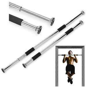 JHO-Pull Up Bar High Quality Sport Equipment Home Door Exercise Fitness Equipment Workout Training Gym Size Adjustable Chin Up