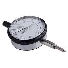 цена на Digital Dial Indicator 0-10mm/0.01mm Resolution Gauge Measure instrument Tool Dial Mechanical Indication Measuring Gauging Tools