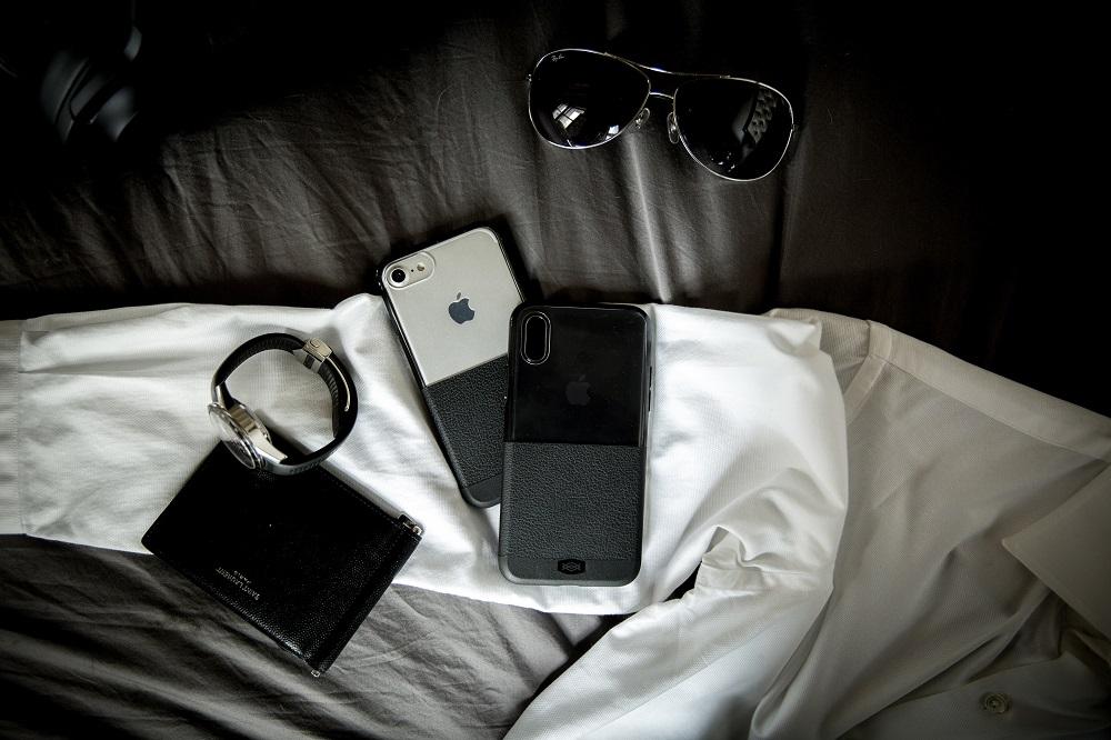 Black For Fundas iPhone 10