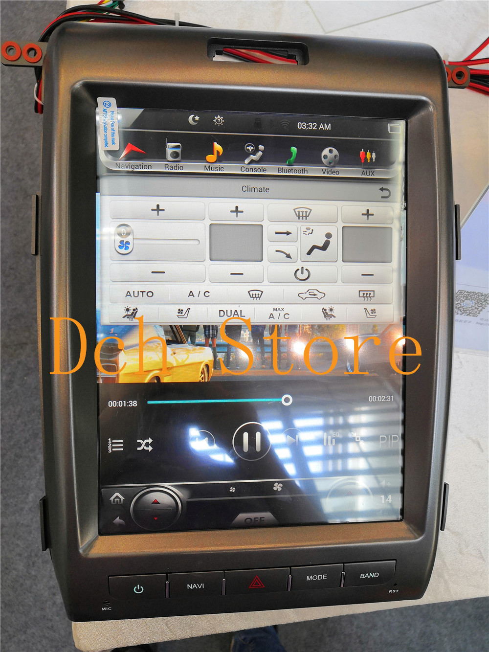 2013 F150 For Sale >> 12.1'' Vertical tesla style Android 7.1 Car DVD player GPS ...