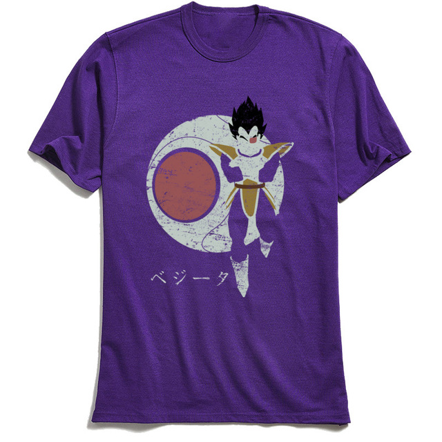 Vegeta Space Pod Dragon Ball T-Shirt