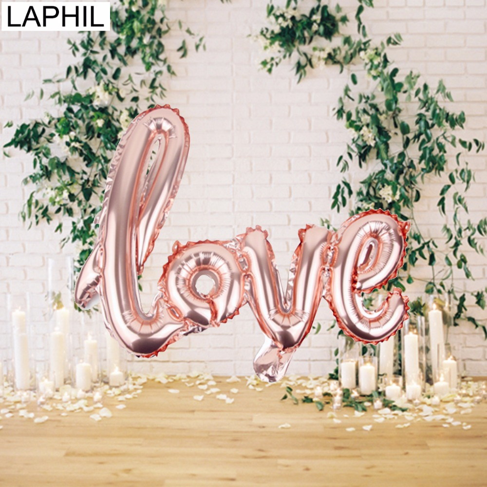 LAPHIL Team Bride To Be Balloons Just Married Banner Wedding ...
