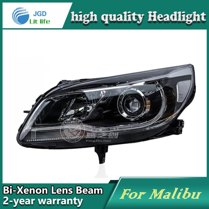 Torbica za svjetiljke u automobilu za Chevrolet Malibu prednja - Svjetla automobila - Foto 3