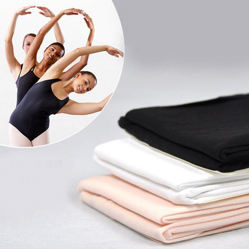 Convertible Foot Ballet Dance Tights Girls Transition Dancer Wearing Stockings Dancing Socks Seamless Tights