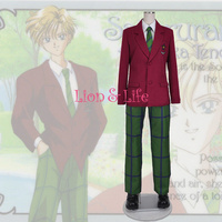 Sailor Mercury Blue Cosplay Costume Uniform Dress Sailor Moon Customized