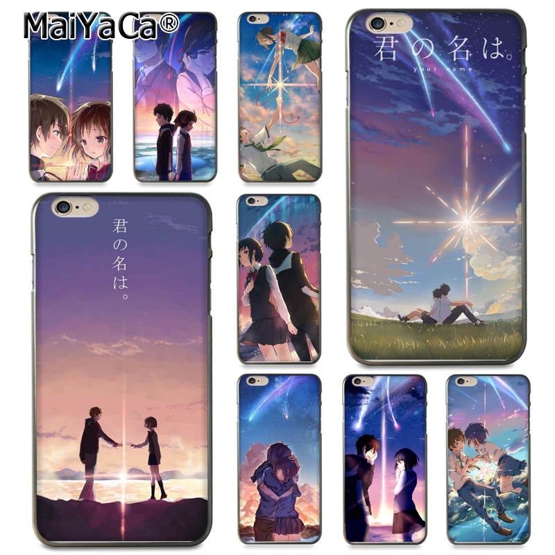coque iphone 8 kimi no na wa