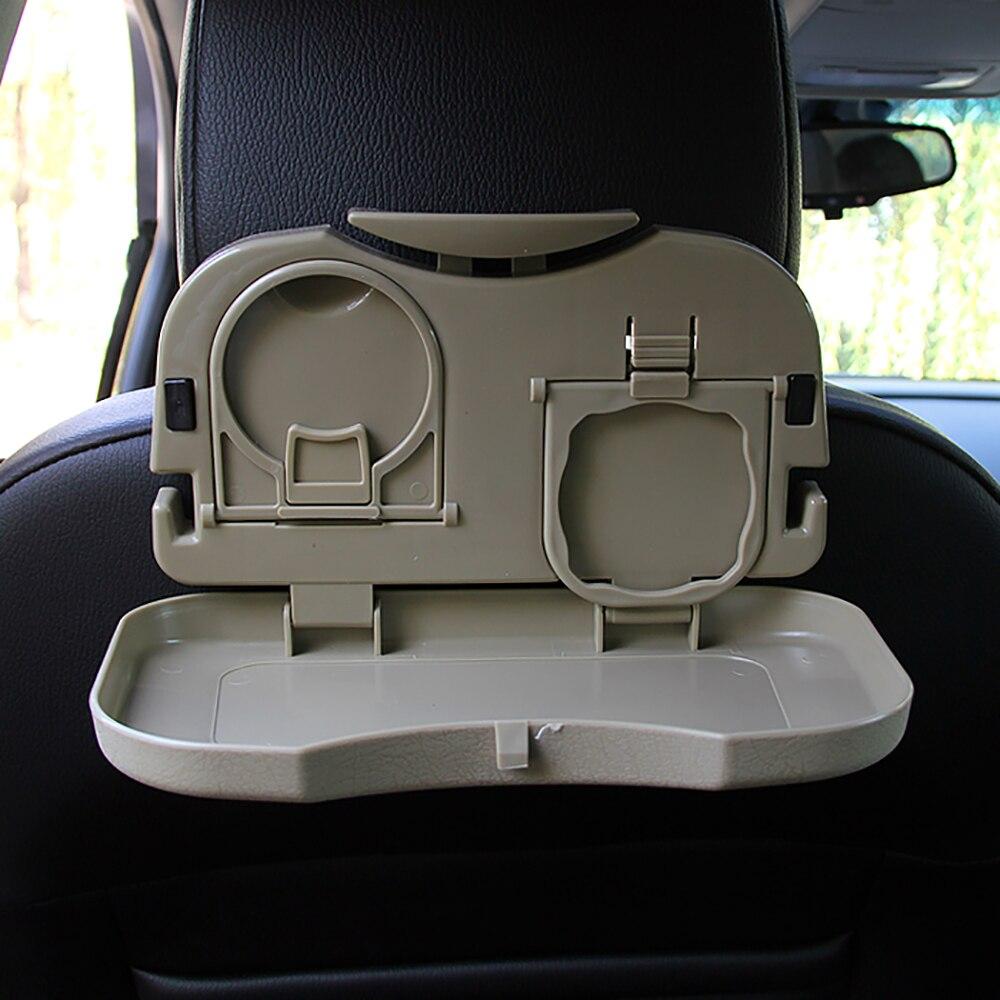 Car styling nuevo coche bandeja de alimentos plegable mesa ...