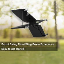 Parrot Swing Quadrocopter Smart Drone FPV with Flypad Controller Quadcopter Dual Flight mode Quad / Plane Acrobatics VS Mi Drone