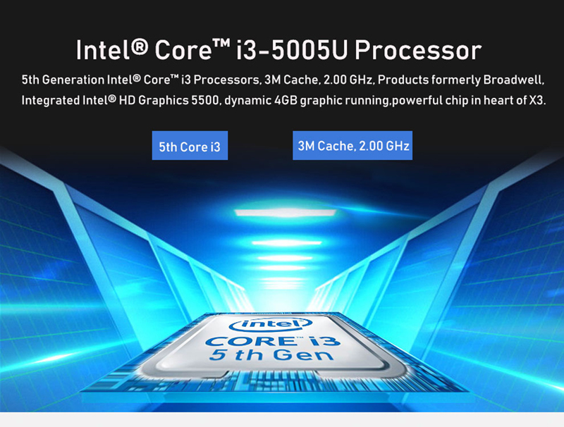 itnel Core I3 1