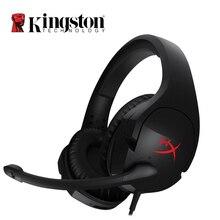 Kingston HyperX bulut Stinger Auriculares kulaklık Steelseries oyun kulaklığı için mikrofon Mic ile PC PS4 Xbox cep