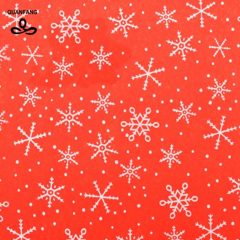 1mm poliester tkanina akrylowa filc na świąteczne dekoracje - Sztuka, rękodzieło i szycie - Zdjęcie 2