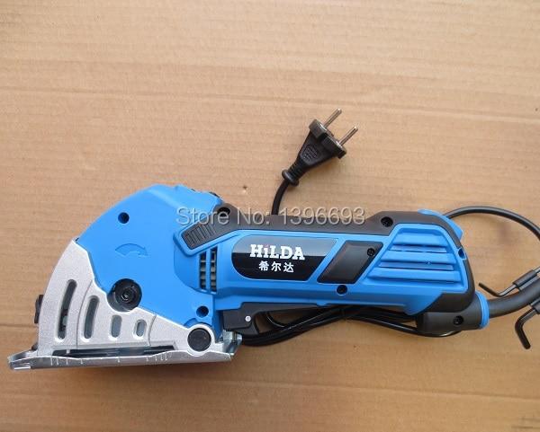 85x36 denti 5 pz / lotto, mini lama di taglio di alluminio elettrica - Lama per sega - Fotografia 6