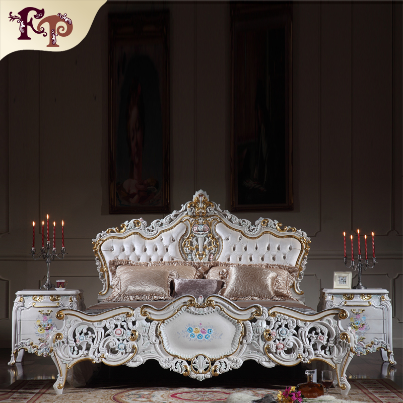 antique hand carved wood furniture royal furniture french style-in Beds  from Furniture on Aliexpress.com | Alibaba Group - Antique Hand Carved Wood Furniture Royal Furniture French Style-in