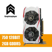 VGA Graphics Card GTX 750 2048MB 2GB 128bit GDDR5 Placa De Video Carte Graphique Video Card