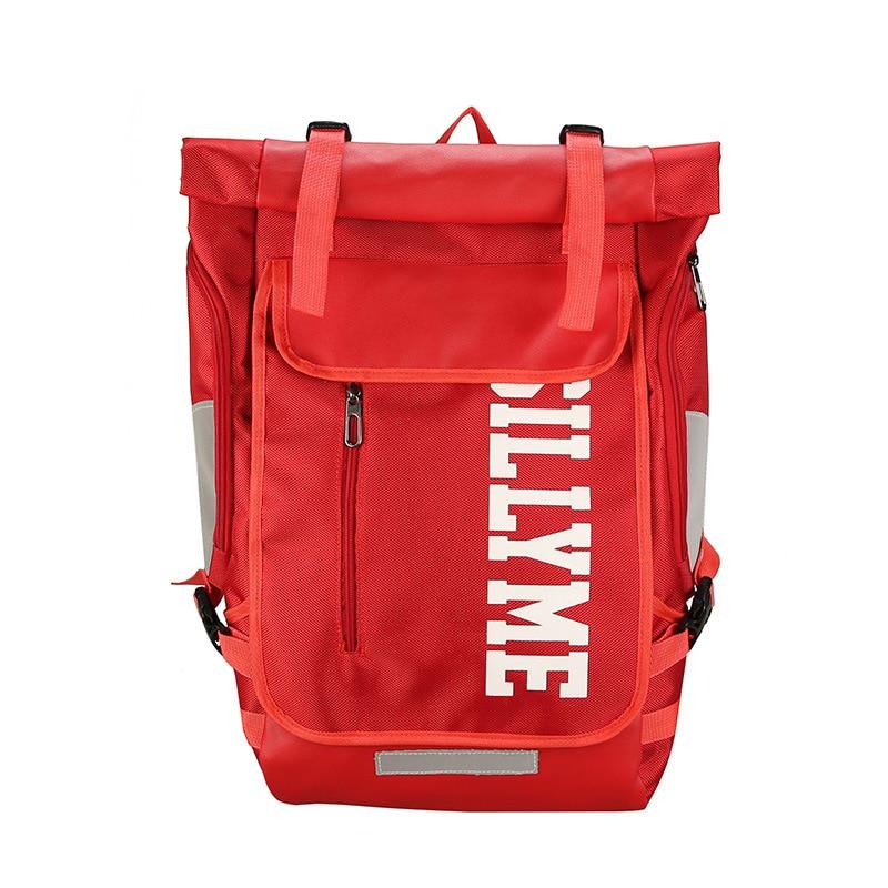 New Street Trend Backpack Men Women Large Capacity Hip Hop Brand Reflective Backpack Rucksack Shoulder Bag Hot Student SchoolbagNew Street Trend Backpack Men Women Large Capacity Hip Hop Brand Reflective Backpack Rucksack Shoulder Bag Hot Student Schoolbag