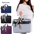 Fashion Women Briefcase Laptop Bag 11.6 12 13 14 15 Notebook Single Shoulder Messenger Bag for Macbook Air 11 /Pro 13 15 Handbag