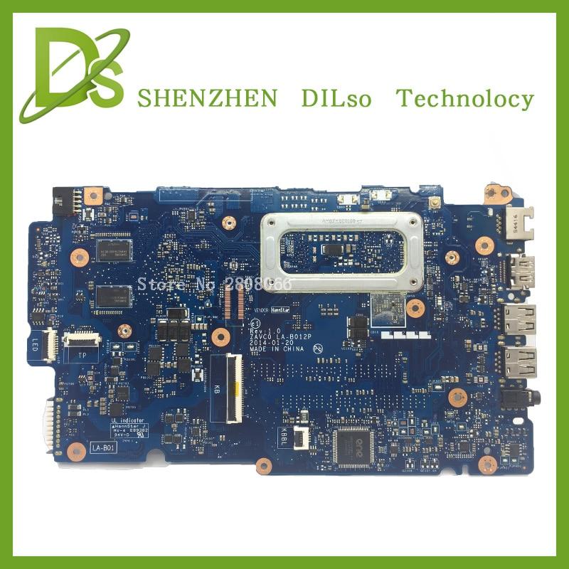 KEFU LA-B012P For Dell Inspiron 5447 5547 5442 laptop motherboard LA-B012P REV:1.0 PM i5-4210u CN-056DXP 56DXP motherboard Test laptop keyboard for dell i 14 5442 5443 5445 5447 5448 5457 p49g black with backlight it italy v147125bs1 it