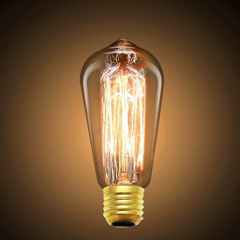 Buy G80 Led Filament E27 40w Bulb Online: Aliexpress.com : Buy 3200LM Edison Bulb Light E27 220V