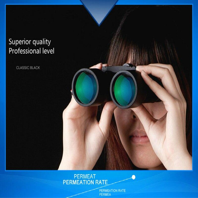 Binoculaire télescope Low light night vision haute Beiqing rythme facile à transporter grand oculaire de vision large angle livraison gratuite