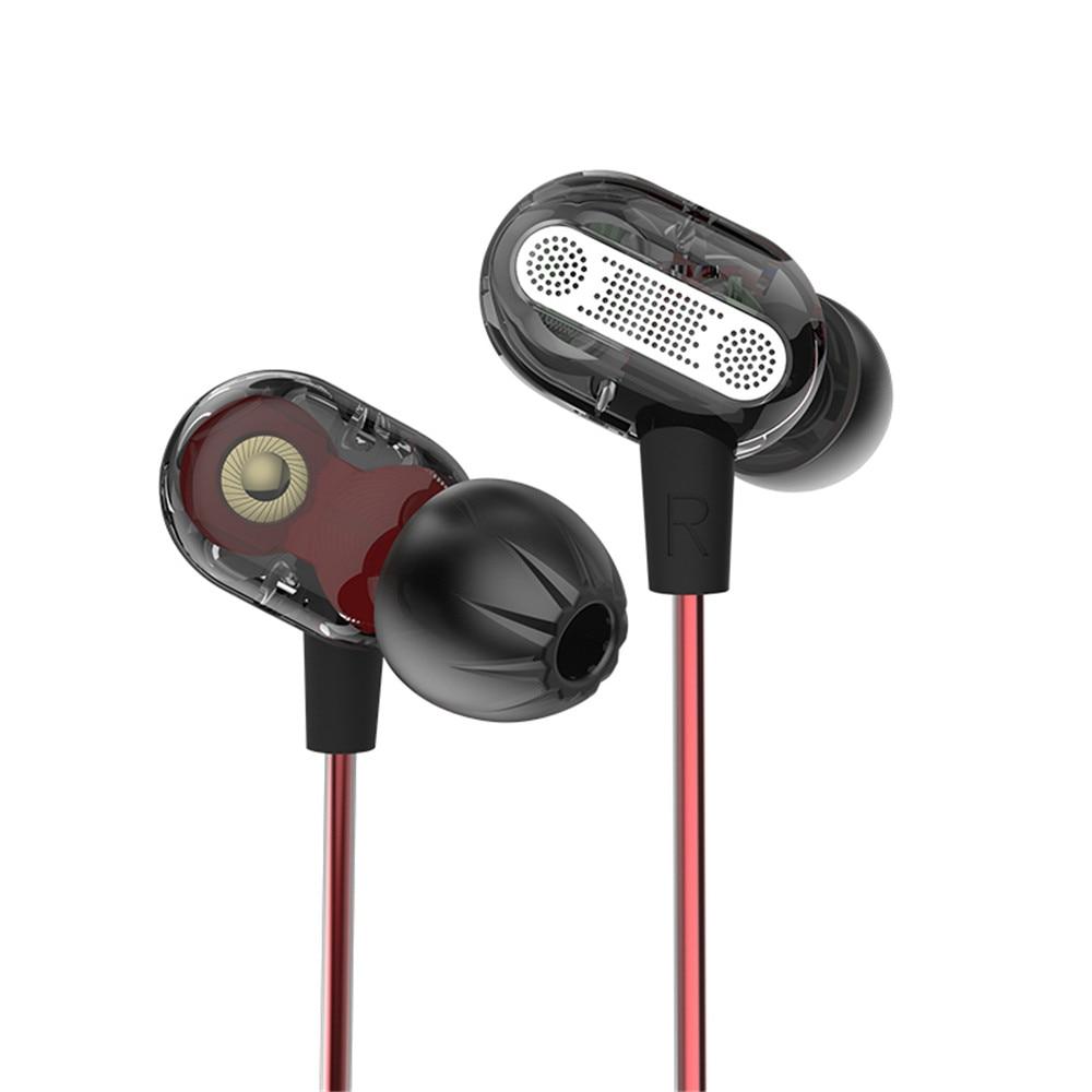 все цены на  Newest KZ ZSE Dynamic Dual Driver In Ear Earphone Bass Subwoofer Earphone HIFI DJ Monito Running Sport Earphone Headset Earbuds  онлайн