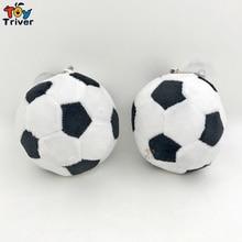 7,5 см футбольный мяч Плюшевая спортивная игрушка мировой футбольный болельщик памятный сувенир Мягкая кукла дети мальчик подарок бойфренду на день рождения Triver
