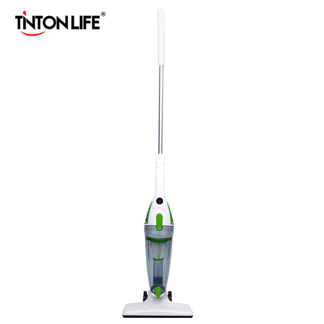 TintonLife Fashion Promotion Portable Ultra Quiet Vacuum Cleaner Mini Handheld Suction Machine Mite Terminator