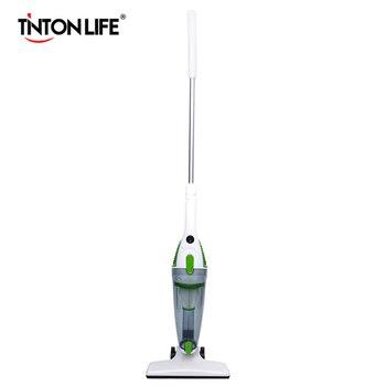 Tintonlife promoção moda portátil ultra-silencioso aspirador de pó mini handheld máquina de sucção ácaro terminator