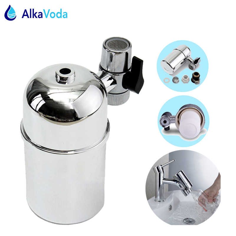 portable faucet water purifier system pur faucet ceramic water filter cartridge best water filter for kitchen filtros de agua