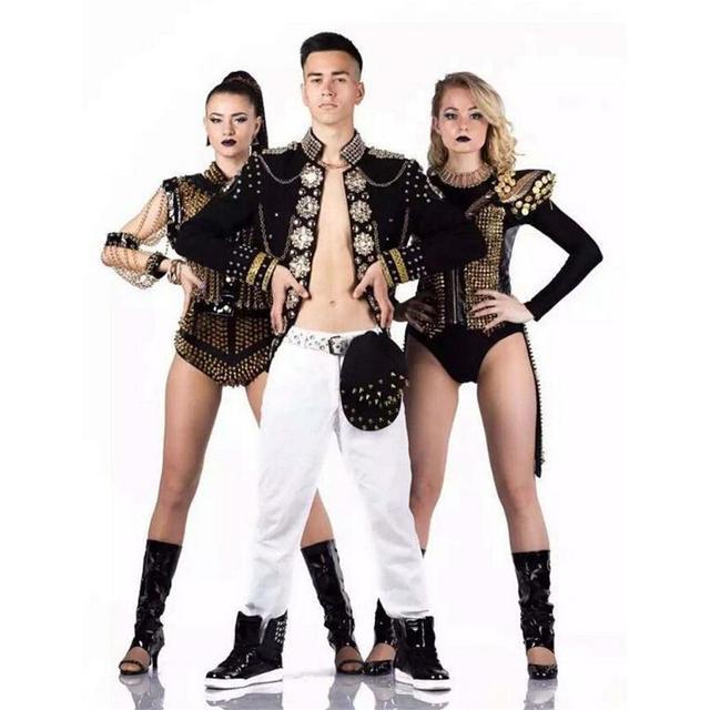 Мода сценической одежды для мужчин Clubwear стиль куртка пиджак верхняя одежда певица ночного клуба дизайнер танцор одежды для продажи DH-015