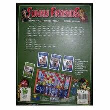 2-6 игроков веселые друзья доска GameCards игры легко играть веселые игры