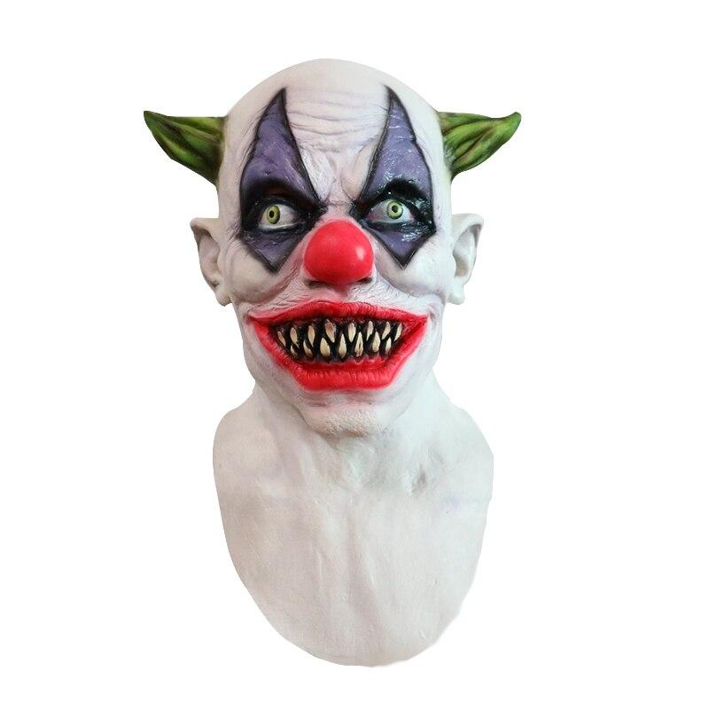 1pcs Halloween Masks Festivals Costume Ball Masks Fancy Dress Party Mask horrible Masquerade Mask