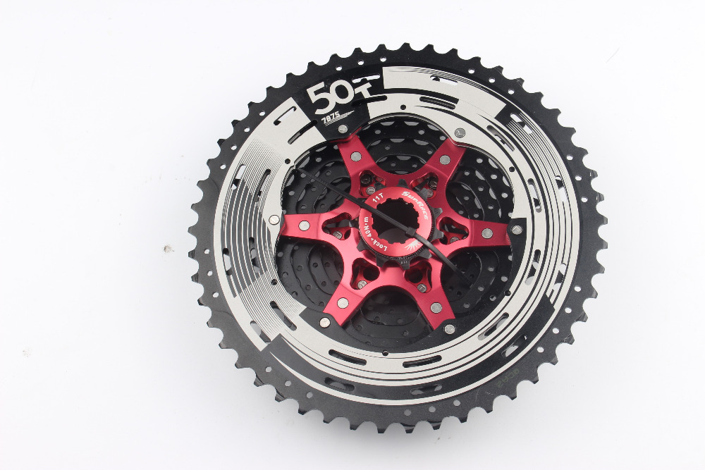 SunRace CSMZ90 Mountain bike bicycle mtb Wide Ratio freewheel 12 Speed cassette 11 50T