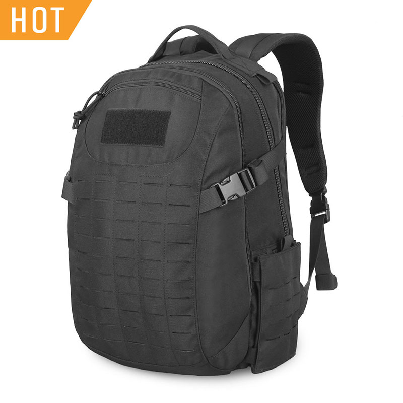 New 38L Military Molle Backpack 900D Nylon Fabric Unisex Bag Waterproof CB Color Bags Simple Hunting Bag Outdoor PP5-0069 ...
