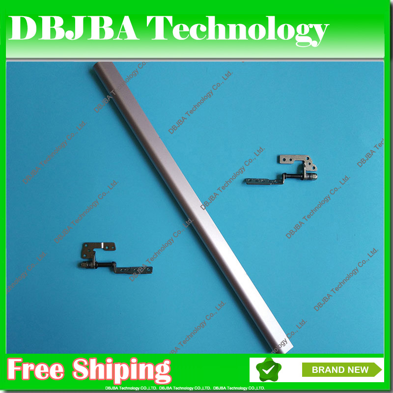 Genuine Laptop LCD Hinges for Asus Zenbook UX303 UX303L UX303LN UX303LA UX303U UX303UA UX303UB + Hinge Cover 13 3 for asus zenbook ux303 ux303ln ux303 new touch screen digitizer sensor glass replacement parts