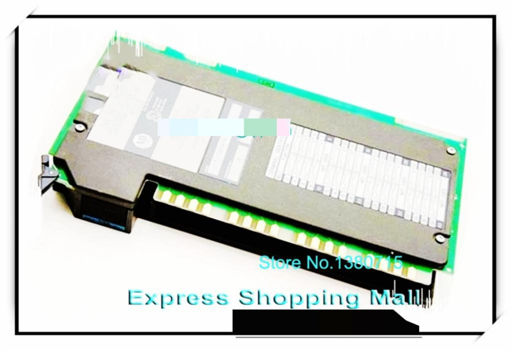 New Original 1771-IQ16 PLC 16 Number of Inputs Digital AC/DC Input Module 1746 iv16 new original plc 10 30v dc source 16 number of inputs