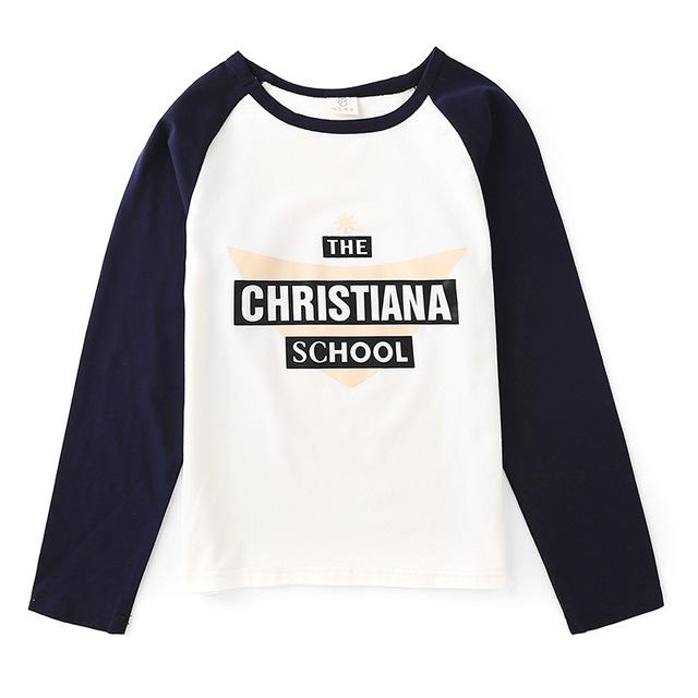 Infantil Chicos Camisetas para Niños de Manga Larga Bebé de La Manera Blanca Tops Camiseta Para Chico Ropa 12 Años Adolescentes Ropa