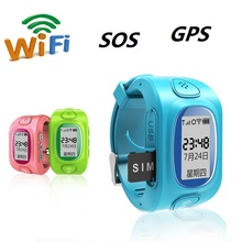New Y3 Smart Kids GPS Watch with GPS/GSM/Wifi Triple Positioning GPRS Real-time Monitoring two way Call SOS for child/Children